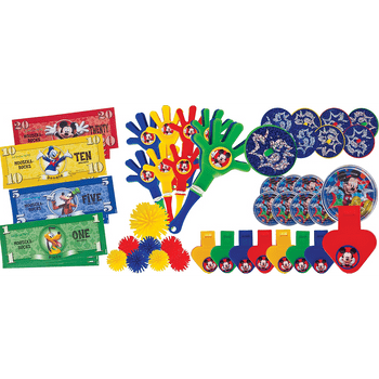 Paquete de Recuerditos Mickey Mouse, 48 piezas