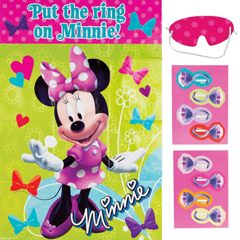 Juego para Fiesta Minnie Mouse