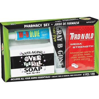 Kit de Farmacia Antienvejecimiento para Broma