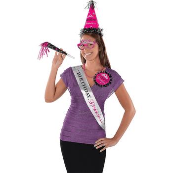 Kit de Celebración para Cumpleaños de Princesa