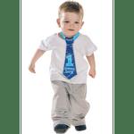Corbata-Primer-Cumpleaños-Azul