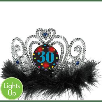 Tiara Luminosa Celebración No. 30