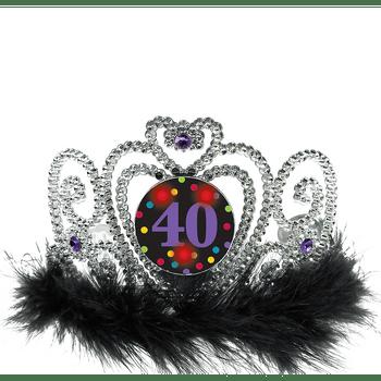 Tiara Luminosa Celebración No. 40