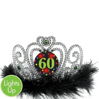 Tiara Luminosa Celebración No. 60