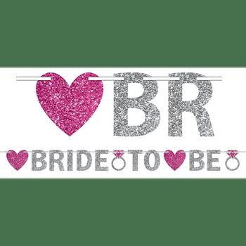 Banner Brillante Bride To Be