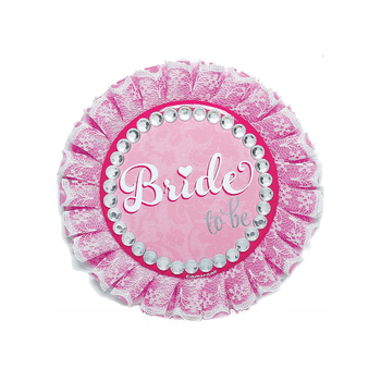 Botón Bride To Be