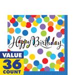 Servilletas-para-Lunch-Happy-Birthday-Confeti-de-Colores-16-piezas