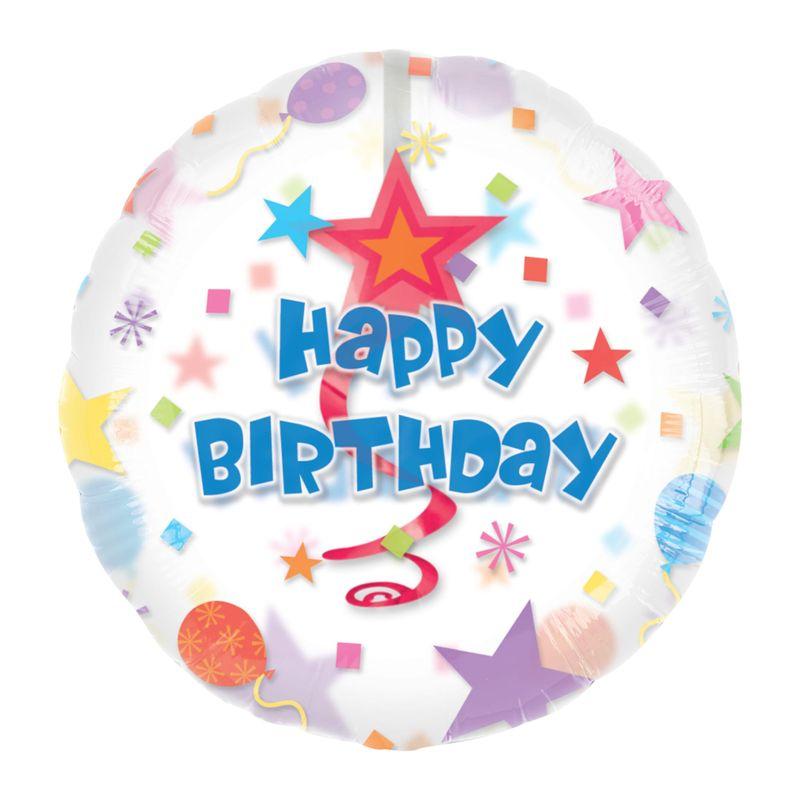 Globo-Metalico-Estrellas-y-Espirales-Happy-Birthday-32-Pulgadas