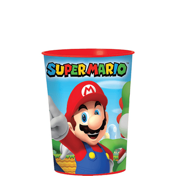 Vaso de Recuerdo Super Super Mario