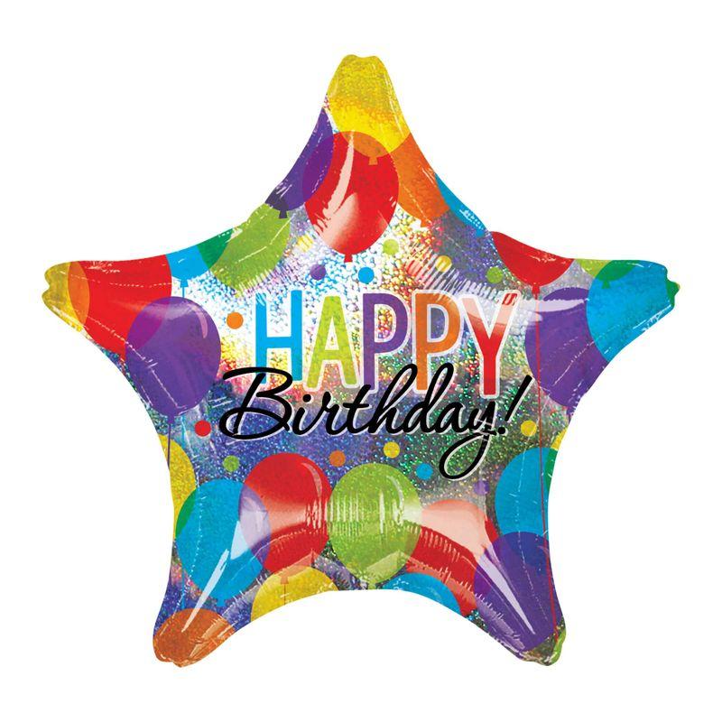 Globo-Holografico-Estrella-Multicolor-Happy-Birthday-28-Pulgadas