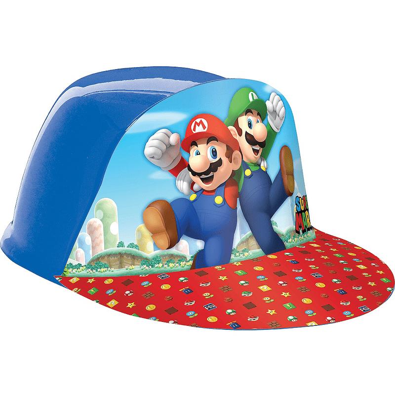 Gorra-Super-Mario