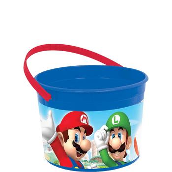 Cubeta para Recuerditos Super Mario