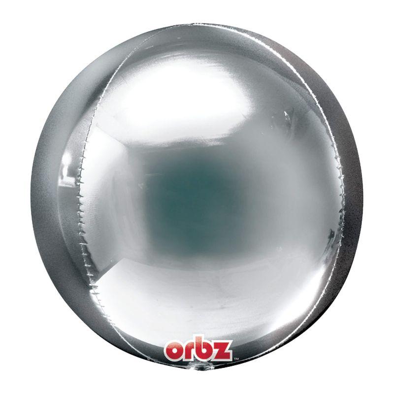 Globo-Metalico-Orbz-Plata-16-Pulgadas