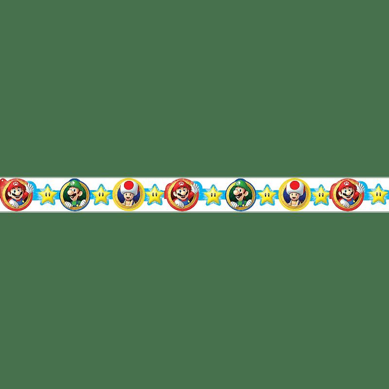 Guirnalda-de-Papel-Super-Mario
