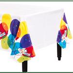Mantel-de-Plastico-Happy-Birthday-Globos-Brillantes