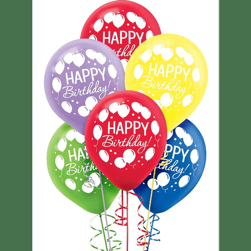 Globo-de-Latex-Surtido-Happy-Birthday