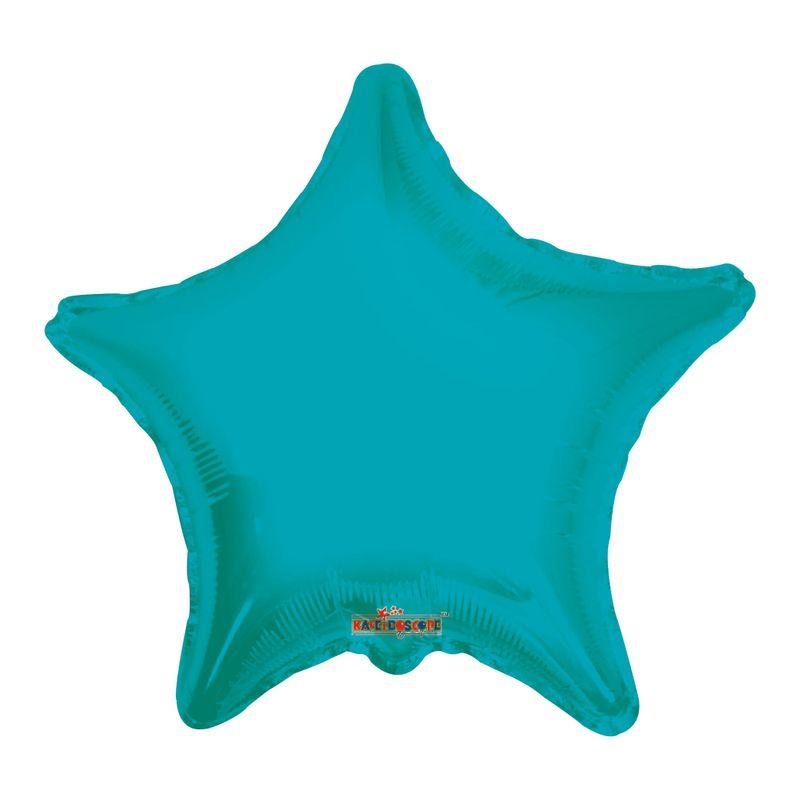 Globo-Metalico-Estrella-Azul-Turquesa-22-Pulgadas