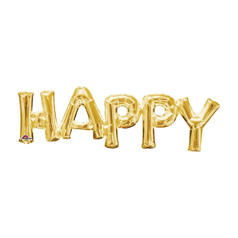 Globo-Metalico-Dorado-Happy-30-Pulgadas