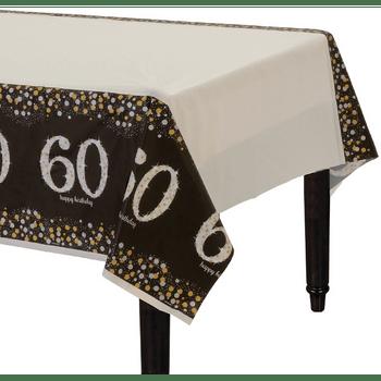 Mantel de Plástico Celebración 60