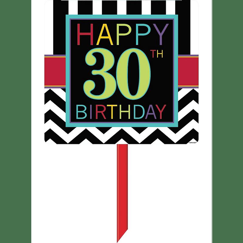 Letrero-para-Jardin-Celebracion-30-Grecas