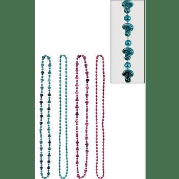 Collares de Cuentas para Revelación de Género, 10 piezas