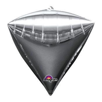 Globo Metálico Diamante
