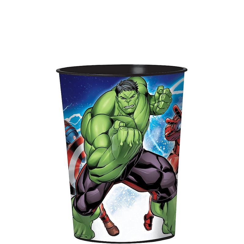Vaso-de-Recuerdo-Avengers