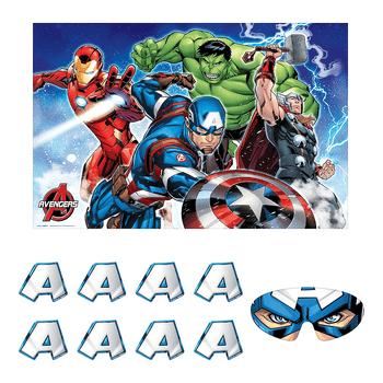 Juego para Fiesta Avengers