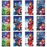 Libretas-Avengers-12-piezas