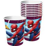 Vasos-de-Papel-Spiderman-8-piezas