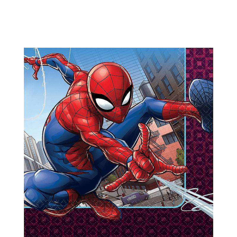 Servilletas-para-Lunch-Spiderman-16-piezas