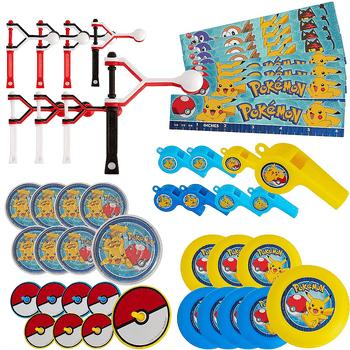 Paquete de Recuerditos Pokémon, 48 piezas