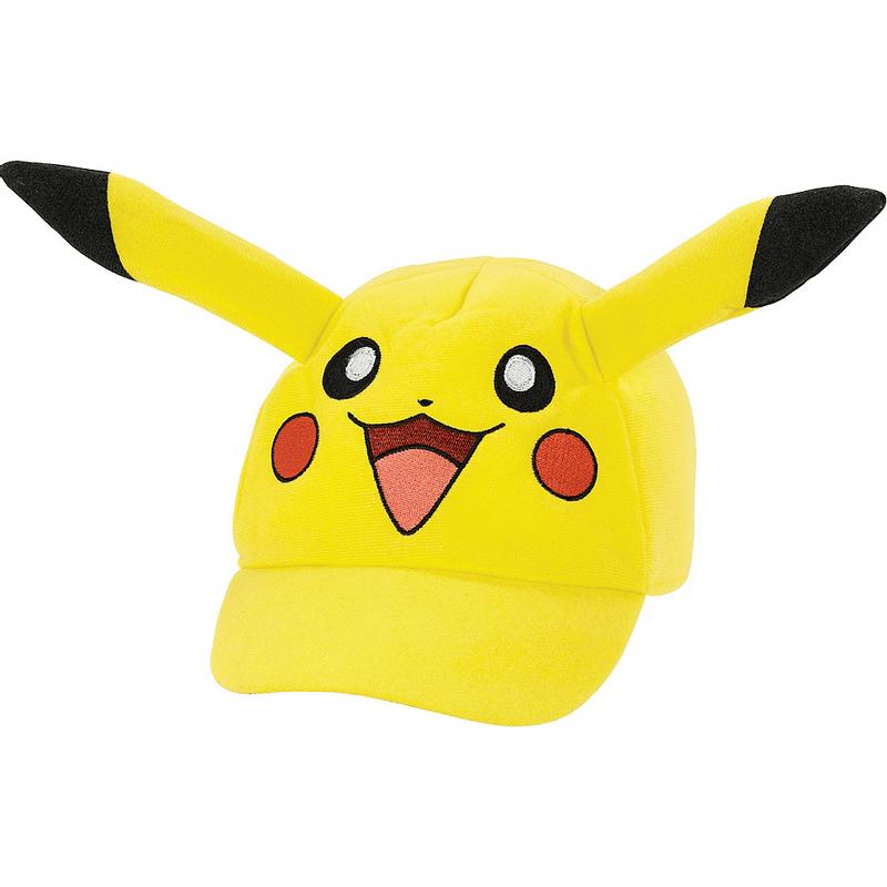 Gorra-de-Pikachu-Pokemon