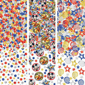 Confeti de Mickey Mouse 1.2 oz