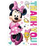 Tarjetas-de-Agradecimiento-Minnie-Mouse
