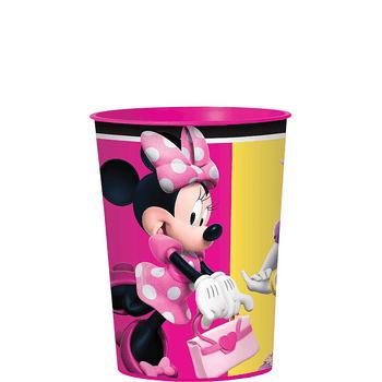 Vaso de Recuerdo Minnie Mouse