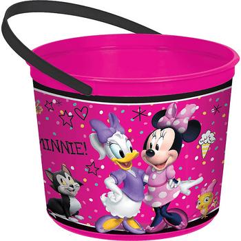 Cubeta para Recuerditos Minnie Mouse