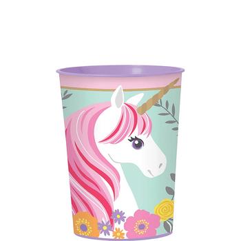 Vaso de Recuerdo Unicornio Mágico