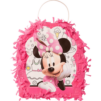 Mini Piñata Minnie Mouse