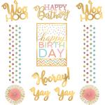Kit-de-Decoracion-para-Habitacion-Cumpleaños-Colores-Pastel