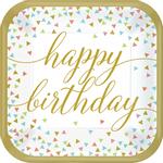 Platos-Cuadrados-de-Papel-Happy-Birthday-Colores-Pastel-18-piezas