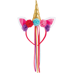 Diadema-Unicornio-con-Flores