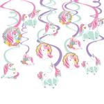 Decoraciones-Colgantes-en-Espiral-Unicornio-Magico