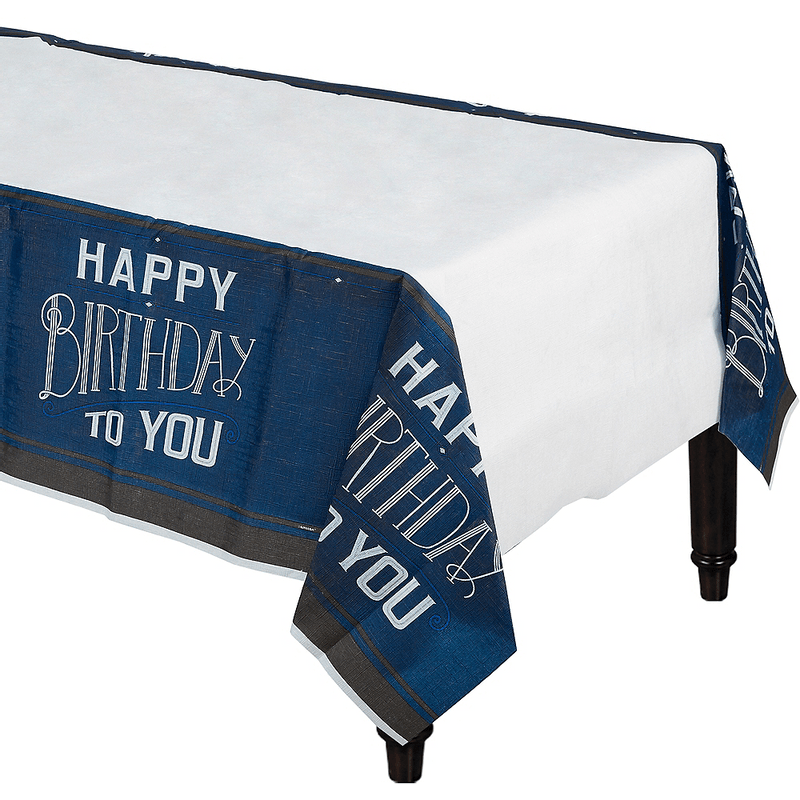 Mantel-de-Plastico-Happy-Birthday-Azul-Marino