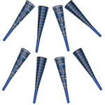 Corneta-Happy-Birthday-Azul-Marino