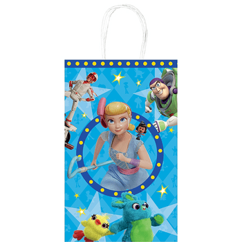 Bolsas de Papel Kraft Toy Story 4, 8 piezas