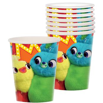 Vasos de Papel Toy Story 4, 8 piezas