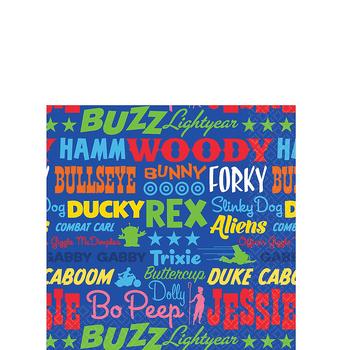 Servilletas para Bebidas Toy Story 4, 16 piezas