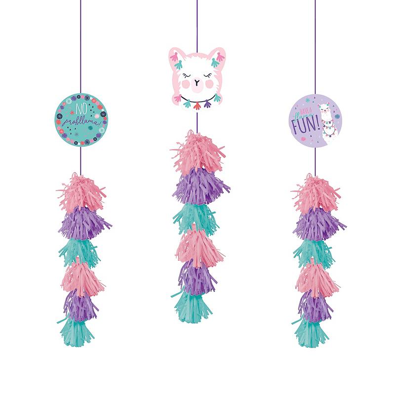 Decoraciones-Colgantes-con-Borlas-Llama
