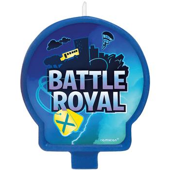 Vela de Cumpleaños Battle Royal